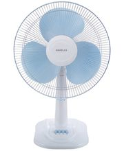Havells Swing Zx 400Mm Table Fan D. Blue, Dark Blue