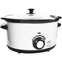 Wahl WA-ZX771 Electric Rice Cooker, white