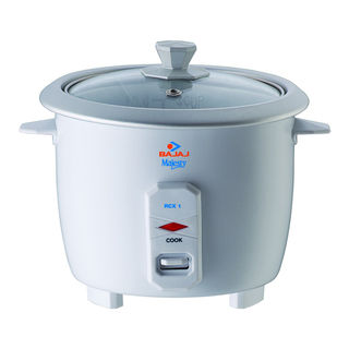 Bajaj Majesty RCX1 Mini Rice Cooker