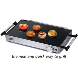 GL 3035 800W Glass Grill