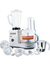 Inalsa Maxie Classic Food Processor (White)