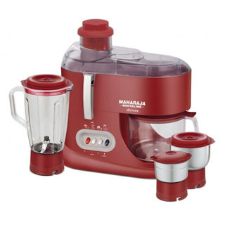 Maharaja Whiteline Ultimate Happiness 550W Mixer Grinder