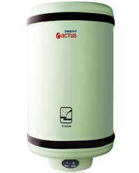 Orient 15L-WS1502M Metal Water Heater, multicolor
