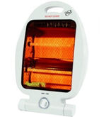 Orpat Quartz Heater OQH-1230 (Multicolor)