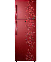 Samsung RT28FAJSARX/TL Double Door Refrigerator (Red) 5 Star