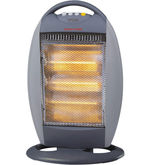 VOX HH19 Halogen Heater with 3 tube 1200W heating power (White)