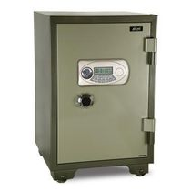 Ozone Warrior 100 Es-Fp-100 Fireproof Safe,  green