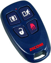 Zicom Wireless Key FOB (Blue)