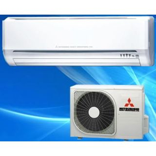 Mitsubishi SRK 18 YL-S 1 Ton Split Air Conditioner