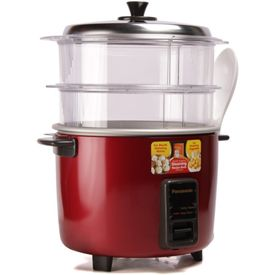 Panasonic SRWA-18H(SS) 1.8 Litre Electric Cooker