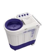 Whirlpool ACE 6.5 Kg Royale Semi Automatic Washing Machines, peppy purple