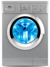IFB ELENA AQUA SX 6 Kg Fully Automatic Front Loading Washing Machine, silver