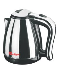 Quba 1.7 Litres 1700 Dhanuka Electric Kettle, multicolor