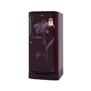 LG GL-D225BSLZ 215 Litres Single Door Refrigerator
