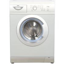 Haier 5.5 Kg HW55-1010ME Fully Automatic Front-loading Washing Machine,  silver