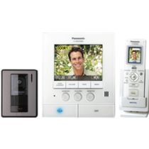 Panasonic Home Security Wireless Video Intercom System VL SW250BX VoiceChanger