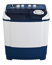 LG Semi Automatic Washing Machine P8072R3FA 7.0 KG, dark-blue