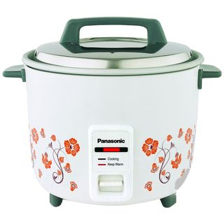 Panasonic SR-W18FCMB 0.9 Litre Electric Rice Cooker