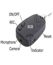 BaseThingsGizmobaba GB48 Mini Spy Remote Control Keychain, multicolor