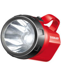 Eveready DL 66 LED Torches, multicolor