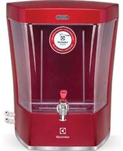 Electrolux Vogue 7 L RO Water Purifier, red