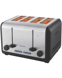 Philips HD2647 Pop Up Toaster, multicolor