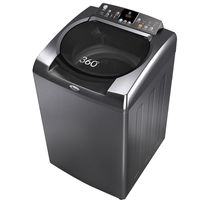 Whirlpool Top Loading Washing Machine Bloom Wash 80H, graphite