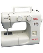 Usha Automatic Sewing Machine Allure, White