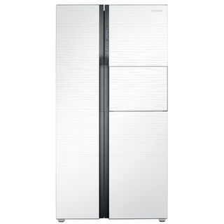 Samsung RS554NRUA1J 591 Litres Side By Side Door Refrigerator