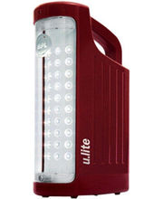 BPL L1000 LED Emergency Light (Red)