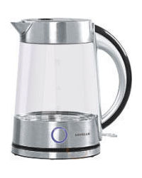 Havells Vetro 1.7L Kettle, standard-silver