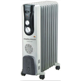 OFR9F 9 Fin 2900W Oil Filled Radiator Room Heater