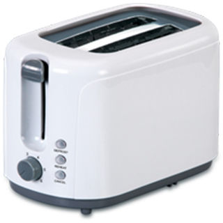 Glen GL 3019 2 Slice Pop Up Toaster