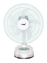 Eveready Rechargeable Table Fan With LED Light RF-...