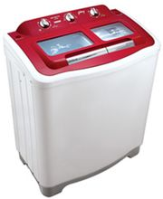 Godrej Semi Automatic Washing Machine GWS 7002 PPC, multicolor