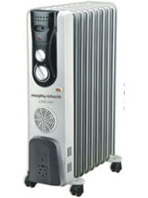 Morphy Richards OFR 11 F Room Heater (Silver)