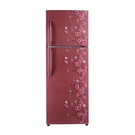 Haier Hrf-3303prl 271 Litres Frost Free Double Door Refrigerator