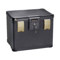 Ozone Honeywell Waterproof Fire Chest Oes-Fpc 17L Home & Office Safe,  black