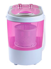 DMR 30-1208 Mini Washing Machine With Dryer, Pink Color
