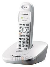 Panasonic Cordless Phone 3600, silver color