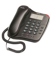 Binatone Corded Phone Basic Phone with 3 Direct Memories Spirit 110
