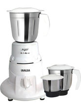 Inalsa Impact Mixer Grinder (White)