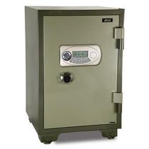 Ozone Warrior 101 Es-Fp-101 Fireproof Safe,  green
