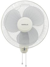 Havells Swing Wall Fan 400Mm, Off White