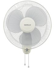Havells Swing 400Mm Wall Fan, off white