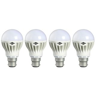 B22-12W-LED-Bulb-(White,-Pack-of-4)