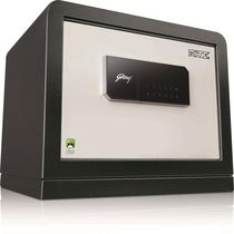 Godrej Ritz Digital with I -Buzz safe, multicolor