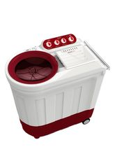 Whirlpool Ace 7 Kg Turbo Dry Top Load Semi Automatic Washing Machine Coral Red