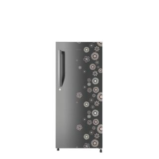 Haier Direct cool 5 Star HRD-2155CGC 195L Single Door Refrigerator