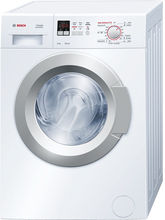 BOSCH 6 KG FULLY AUTOMATIC FRONT LOAD WASHING MACHINE WHITE CLASSIXX WAX16161IN
